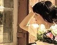 Foto ar sievišķīgu šarmu