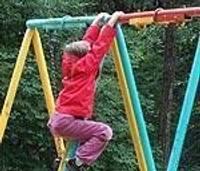 Vai bērniem ir vieta, kur spēlēties?