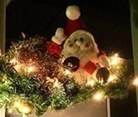 Noteikti Liepājas sapostākie skatlogi Ziemassvētkos