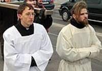 Kristieši vienojas Krusta ceļā