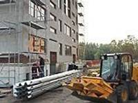 Gandrīz 43 miljonu vērtais būvniecības bums