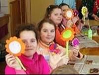 Brīvdienās bērniem sarīko radošu nometni