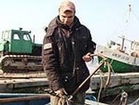 Jūrmalciema zvejnieki izlūko reņģes
