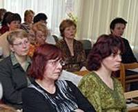 Seminārs Kurzemes reģiona māsām