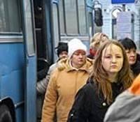 No šodienas palielinās braukšanas maksa pilsētas autobusos
