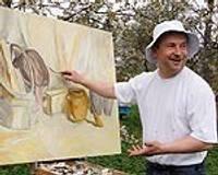 Bites un mākslinieks sader kā cimds ar roku