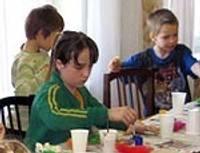 Bērnu un studentu radošā mākslas darbnīca PUTNI
