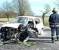 Cieš pārgalvīga braucēja izraisītā avārijā