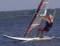 Vindsērfings – spēle ar viļņiem un vēju