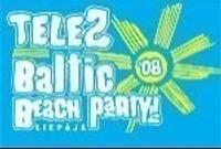 """Sāksies """"TELE2 Baltic Beach Party"""" biļešu tirdzniecība"""
