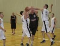 Aizvadītas pirmās spēles Liepājas čempionātā basketbolā