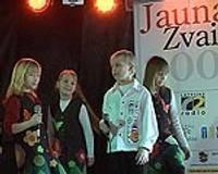 """TV – Latvijas 1.Rokkafejnīcā atklāj konkursu """"Jaunās zvaigznes 2009"""""""