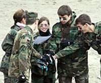 Caur spēli izdzīvo Latvijas armijas karavīru gaitas