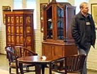 Vēlaties mēbeles no 19.gadsimta? Lūdzu!