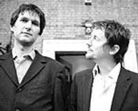 """Uz """"Fontaine Palace"""" skatuves – duets """"The Ex-men"""""""