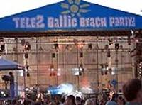 """""""Tele2 Baltic Beach Party"""" piedzīvojuma datumi šogad – 24. un 25. jūlijs!"""