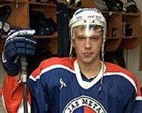 Kas hokejistam mugurā?