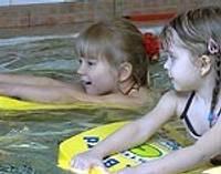Pieejams baseins peldēšanas un ūdens aerobikas nodarbībām