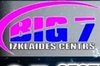 Latvijas DJ zvaigznes klubā Big7