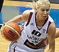 TV – Latvijas sieviešu basketbola izlase izcīna piekto uzvaru piecās pārbaudes spēlēs