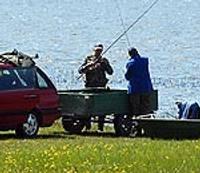 Par ezera publisko pieejamību domas dalās
