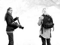 Aizputes plenērā fotografē miglas bildes