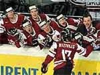 Latvija iekļūst pasaules čempionāta ceturtdaļfinālā