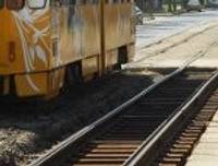 Mainīs tramvaja sliedes