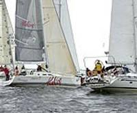 """""""Baltic Open Regatta 09"""" uzvar latviešu vadītā jahta """"Bering /Ananda"""""""