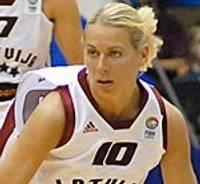 Latvijas sieviešu basketbola izlase Eiropas čempionāta otrajā spēlē uzvar Ungāriju
