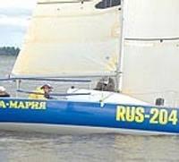 """""""Baltic Open Regatta 09"""" jahtas tuvojas Liepājai"""
