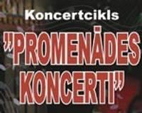 "Aicina koncertcikls ""Promenādes koncerti"""