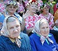 Pensionāri ielīgo svētkus un par krīzi nesatraucas
