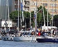 """Ir noslēdzies """"Baltic Open Regatta '09"""" priekšpēdējais """"Chivas"""" posms Liepāja – Liepāja"""