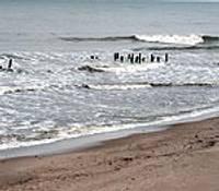 """Jūra atdod """"Beverīnas"""" stūrmani"""