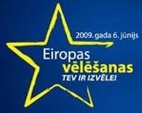 """Eiropas Parlamenta vēlēšanās uzvarējusi """"Pilsoniskā savienība"""""""