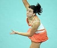 Sevastova uzvar Medinu Garigesu un pirmo reizi iekļūst WTA turnīra ceturtdaļfinālā