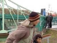 Kalpaka tilta ekspluatācija atklāj defektus