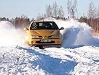 """Aizvadīts pirmais kluba """"Windcitycars"""" ziemas kausa posms"""