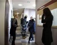 Administratīvās rajona tiesas ēkā izplatās kodīga gāze