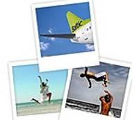 """Foto un video konkurss """"PALIDOSIM?""""– fotogrāfē, filmē un lido, kur gribi!"""