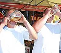 Noskaidros ātrāko alus dzērāju