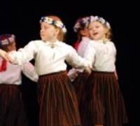 Liepājas skolēni Dziesmu un deju svētkiem gatavi
