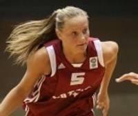 Latvijas U-20 meitenes izcīna pārliecinošu uzvaru