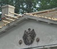 Muižas ēkām būs jauni jumti