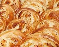Maizītes un rauši svētku kafijas galdam