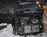 Satiksmes negadījumos cieš arī cilvēki