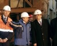 Domes vadība tiekas ar finanšu un ekonomikas ministriem