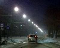 Gaisma apgaismojuma projektam