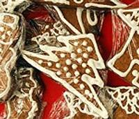 Ziemassvētku smaržas radītājas – piparkūkas